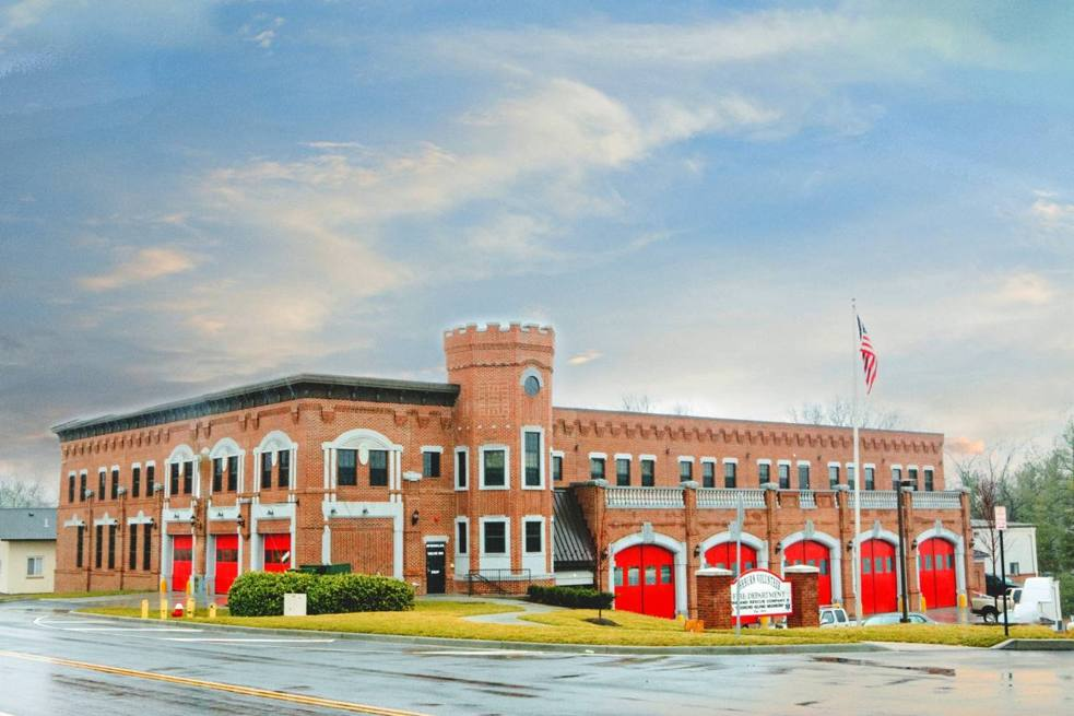 Ashburn Volunteer Fire and Rescue Station 6 March 2016