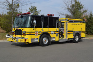 AVFRD Engine 622, Ashburn, VA (Loudoun County)