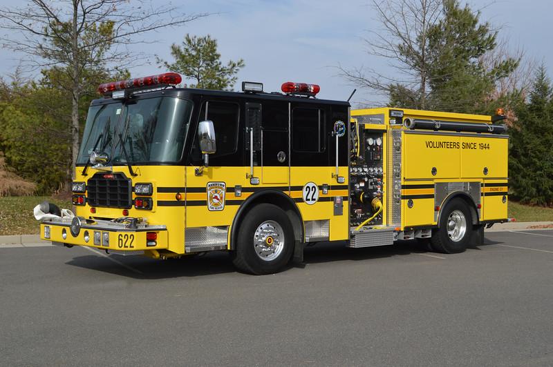 AVFRD Engine 622, Ashburn, VA (Loudoun County)