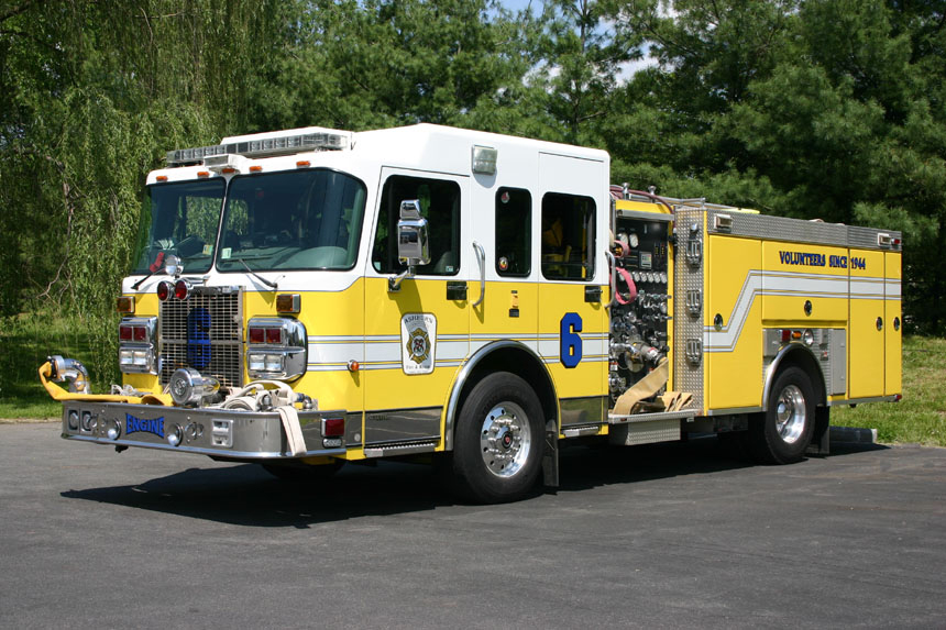 AVFRD Engine 606B, Ashburn, VA (Loudoun County)