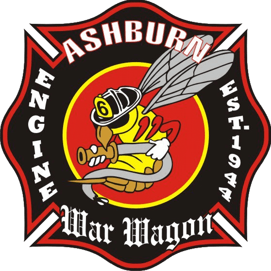 Ashburn Engine Company 6 Patch