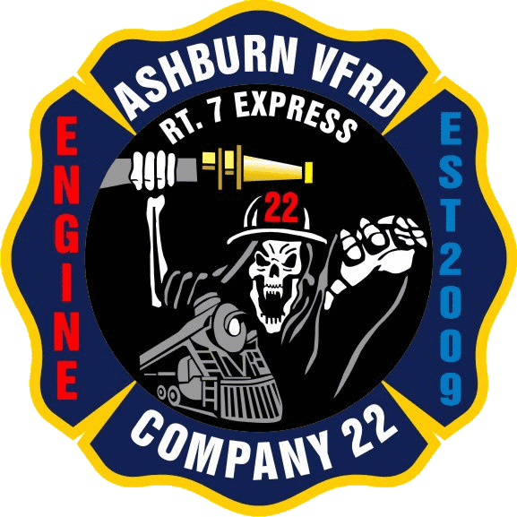 Ashburn Engine Company 22 Patch