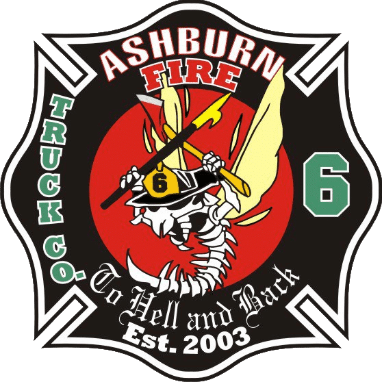 Ashburn Truck Company 6 Patch