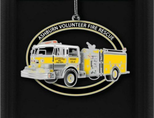 Time is running out to order your 2020 AVFRD Ornament!