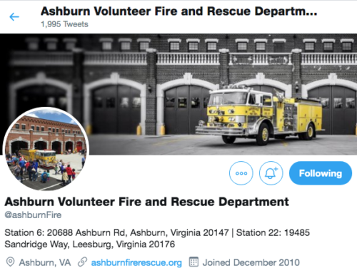 Stations 6 & 22 Daily Incident Reports Now Available on Twitter!