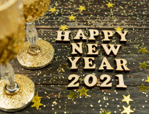 Happy New Year and Home Fire Safety Resolutions