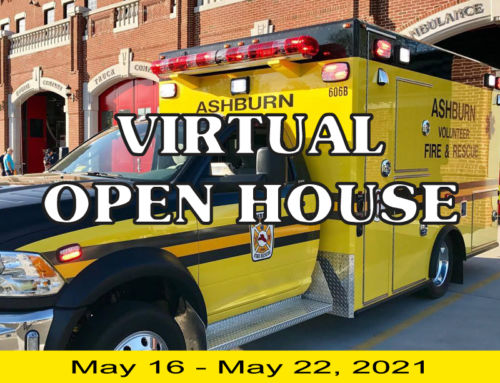 Virtual Open House – May 16th – May 22nd
