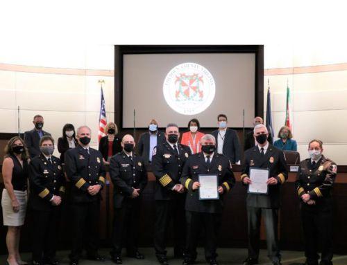 National Volunteer Week Honors Loudoun's Volunteer First Responders