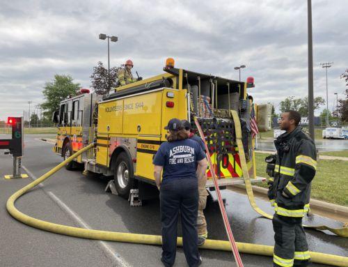 AVFRD Fire & EMS Training